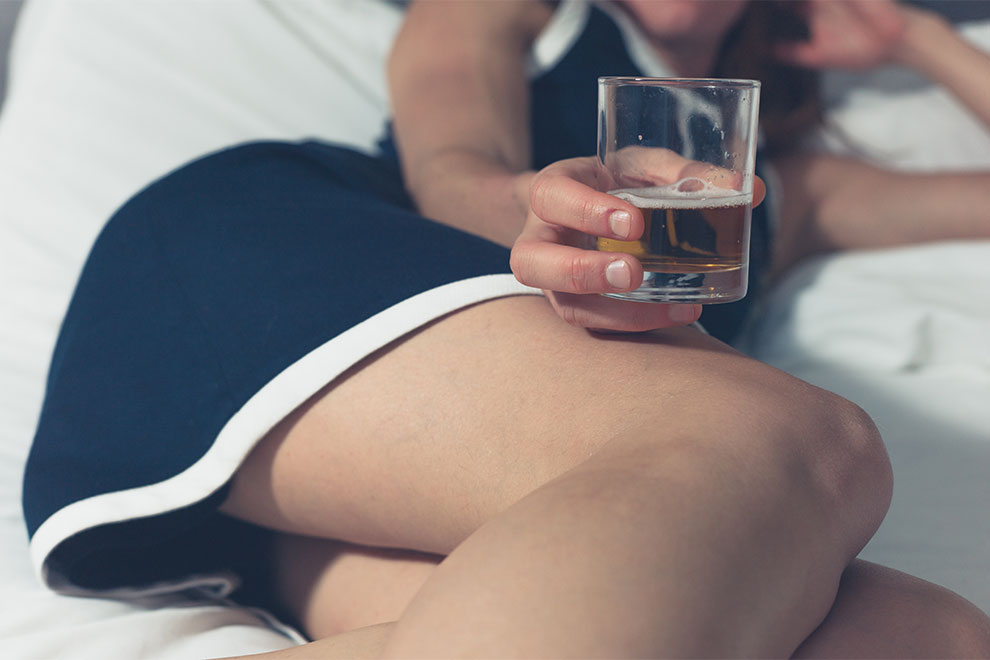 Darum macht euch Bier besser im Bett