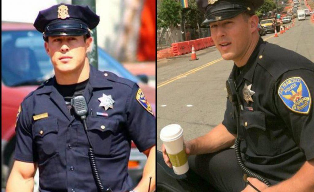 Ist das der heißeste Cop der Welt?