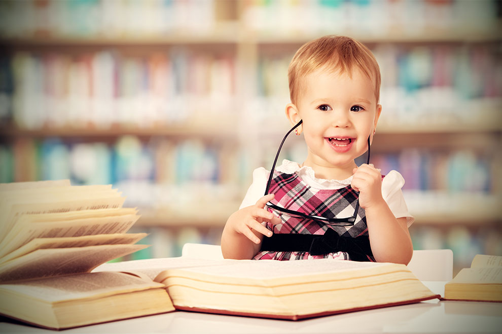 Wenn du in diesem Alter ein Kind bekommst, wird es intelligent