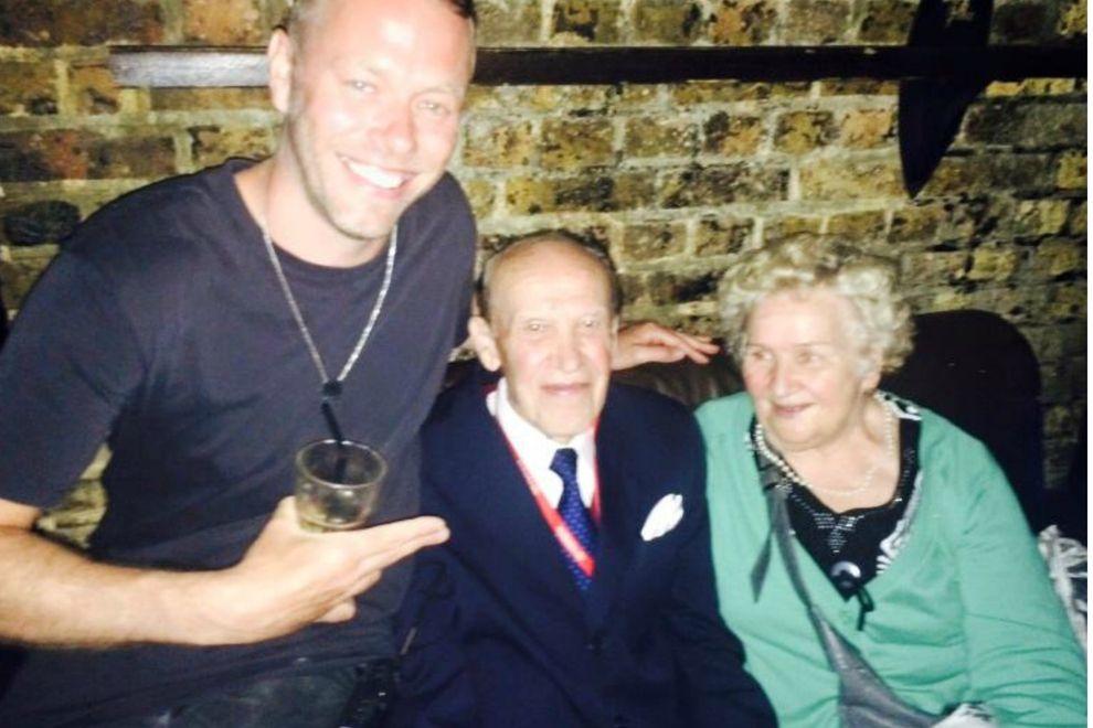 Dieses 80-jährige Ehepaar feierte bis 5 Uhr früh in einem Londoner Technoclub