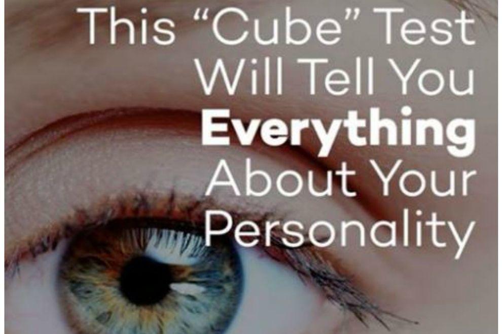 """Der """"Cube Test"""" sagt dir alles über deine Persönlichkeit"""