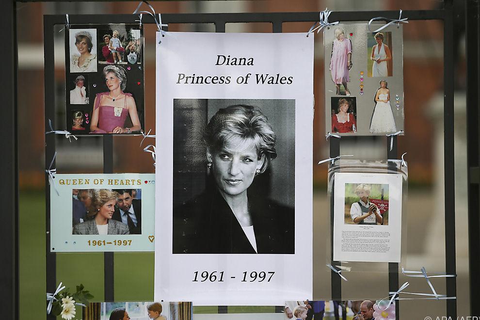 Heute vor 20 Jahren starb Diana