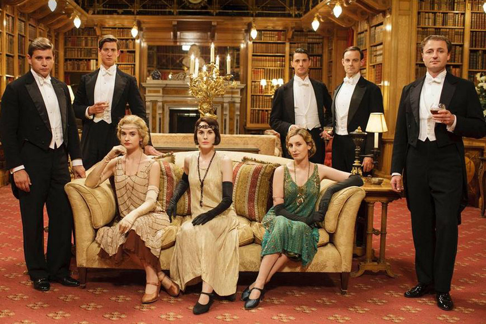 Downton Abbey kommt als Film ins Kino!