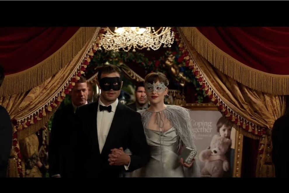"""Der neue Trailer zu """"Fifty Shades Darker""""  ist da!"""