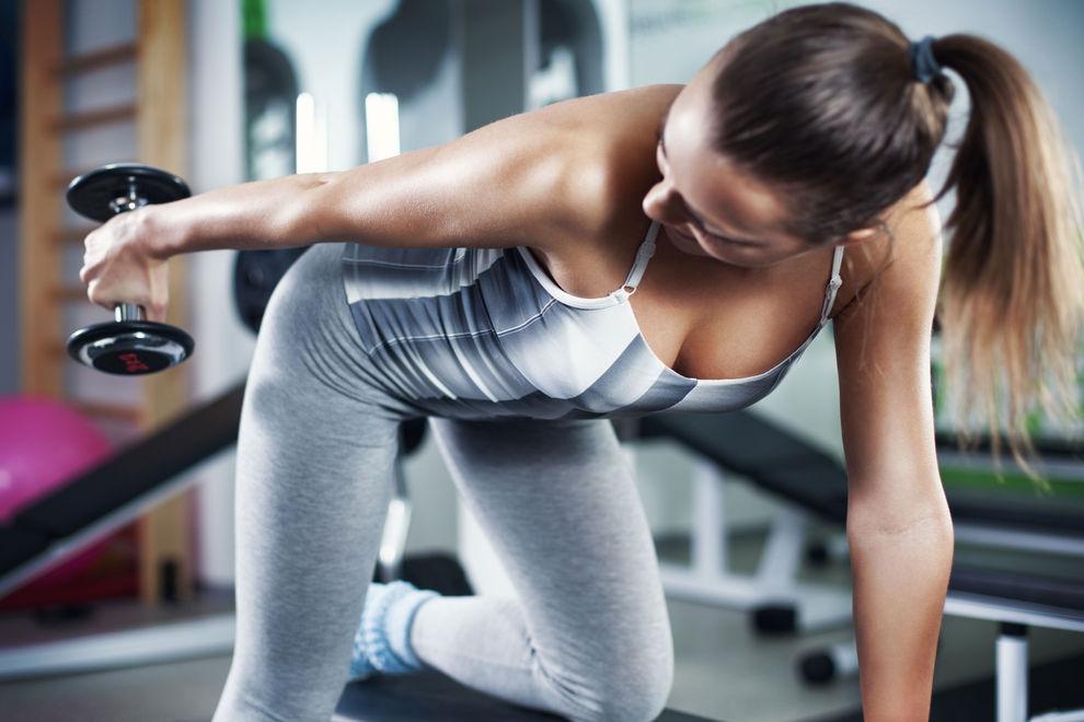 7 Fehler, die man im Fitnessstudio vermeiden kann