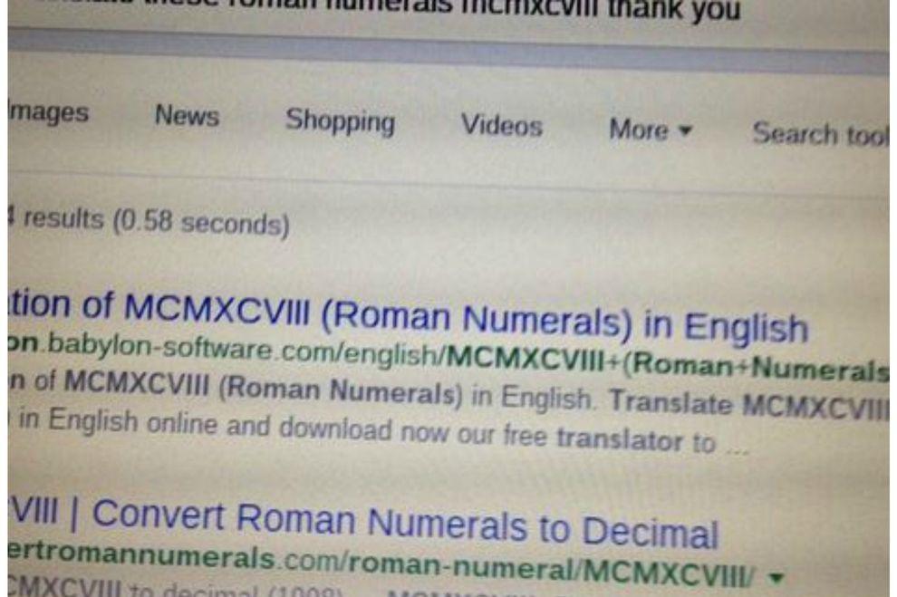 85-jährige Oma wird durch Suchbegriff zum Internetstar-Antwort von Google ist so gut