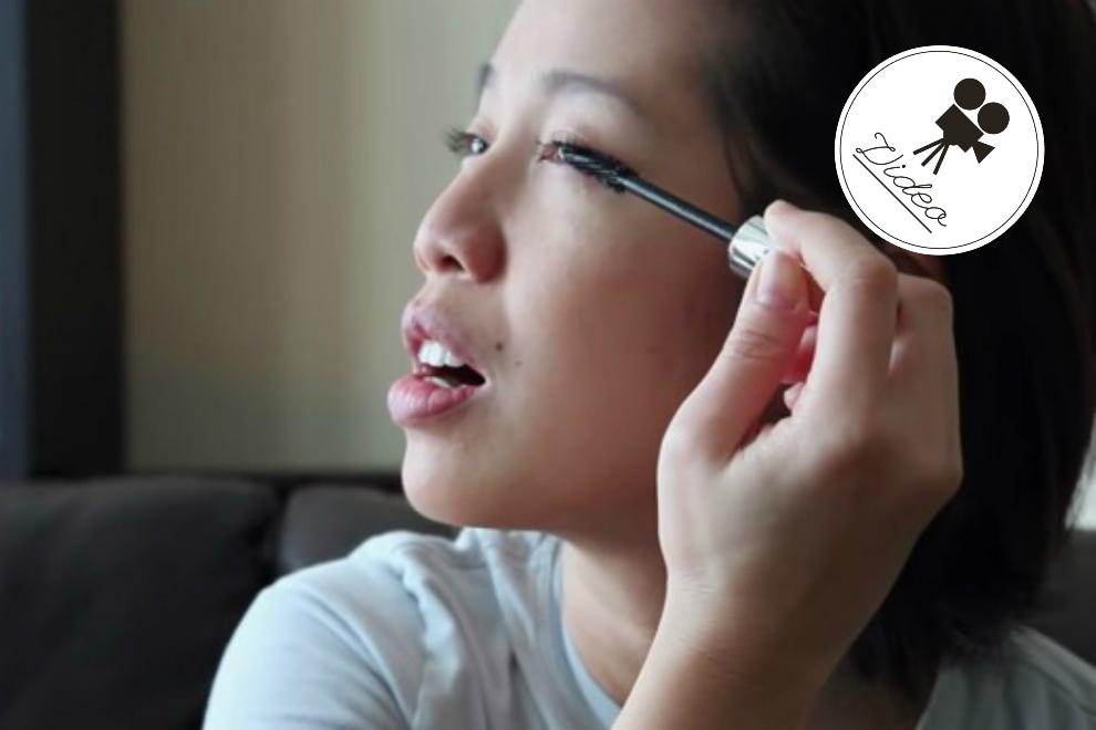 So sieht die Beauty-Routine einer blinden Frau aus