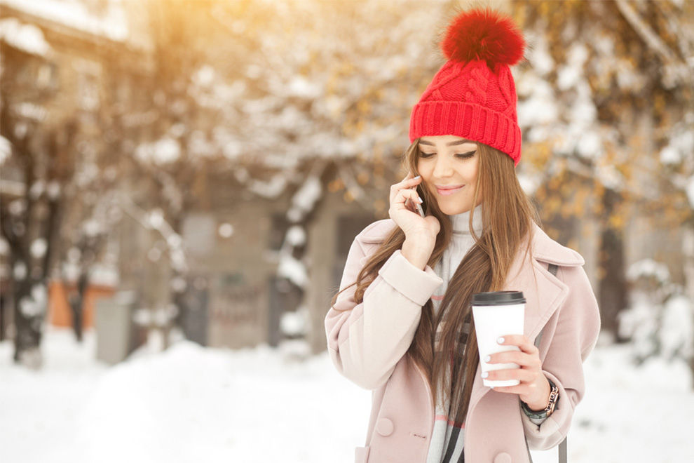 11 eklige Dinge, die allen Mädels im Winter passieren