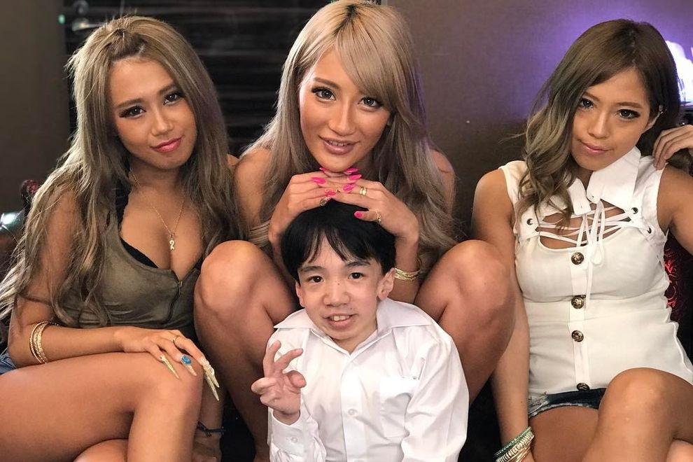 Japans berühmtester Pornostar sieht aus wie ein Kind
