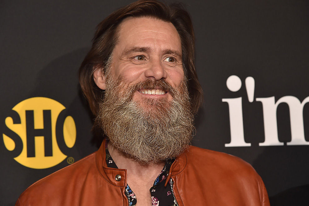 jim carrey freundin
