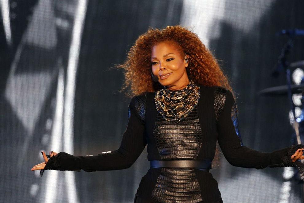 Janet Jackson wurde mit 50 zum ersten Mal Mutter und so heißt der Kleine