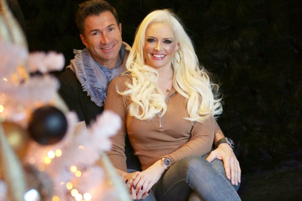 Sie feiern Weihnachten live im TV