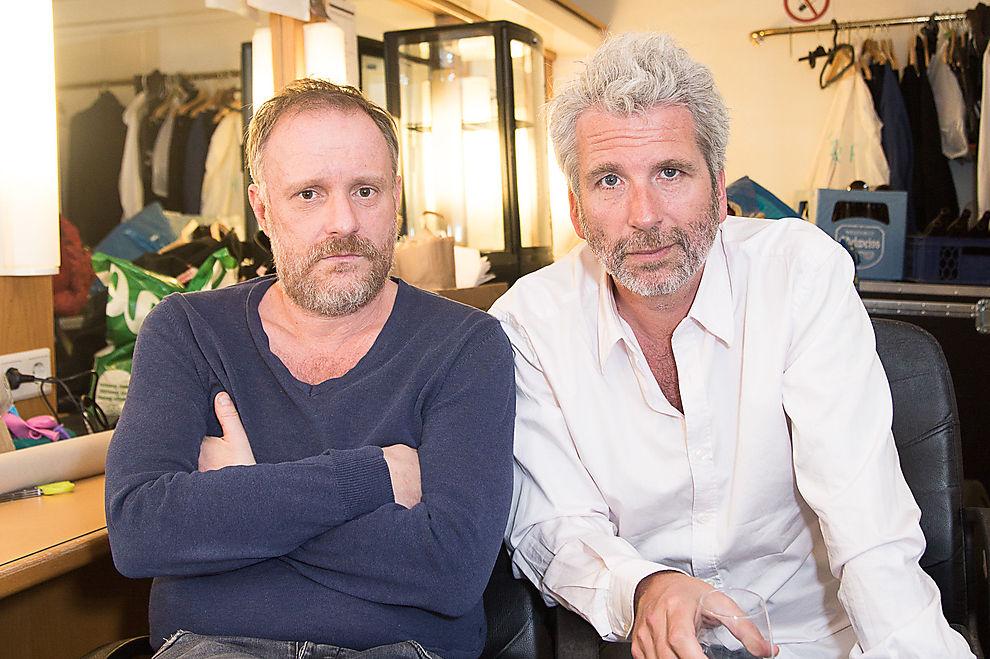 Stermann und Grissemann im Interview