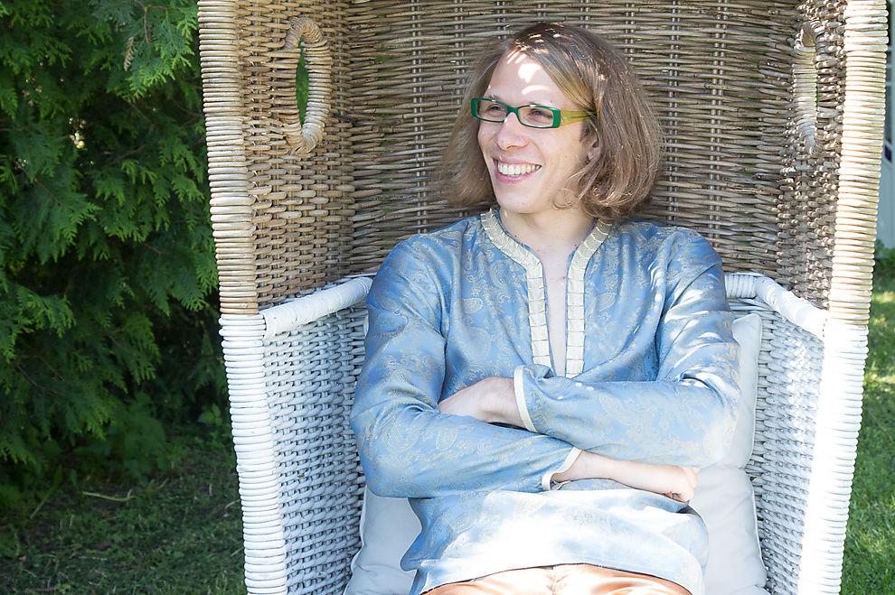 Der Blonde Engel im Interview