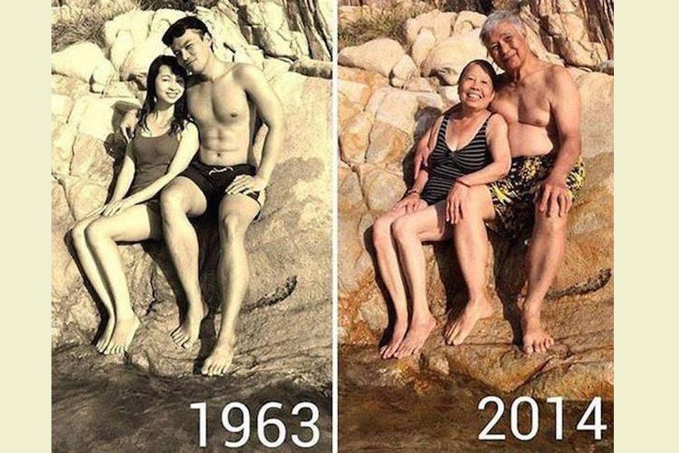 Diese Bilder zeigen, dass ewige Liebe wirklich existiert