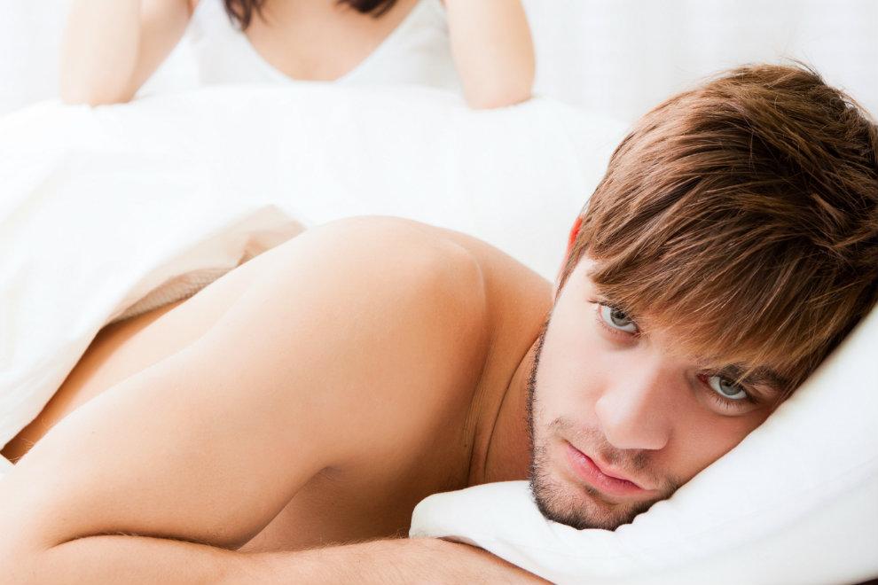 6 Gründe, wieso ER keinen Bock auf Sex hat