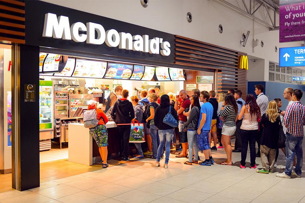 So bekommst du bei McDonald's eine zweite Portion Pommes
