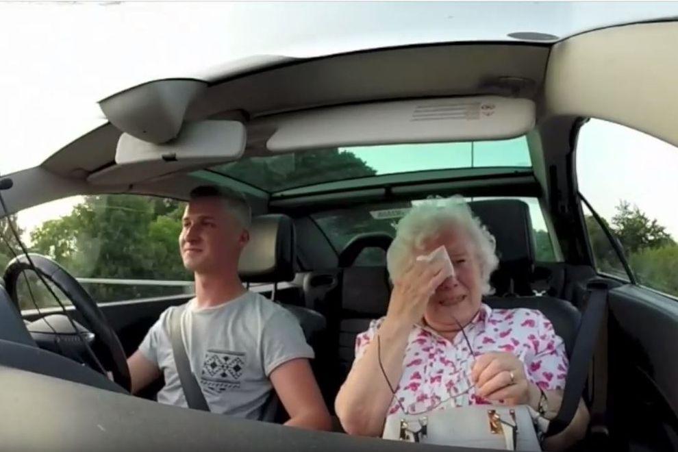 Der Geburtstag dieser Oma rührt die Welt zu Tränen