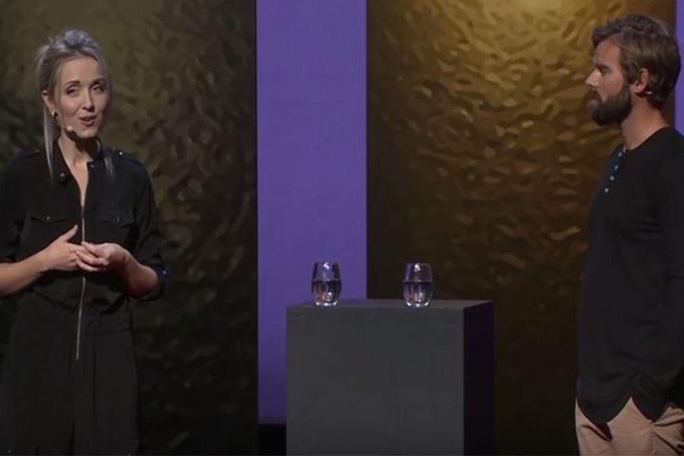 Diese Frau hält Vorträge mit ihrem Vergewaltiger