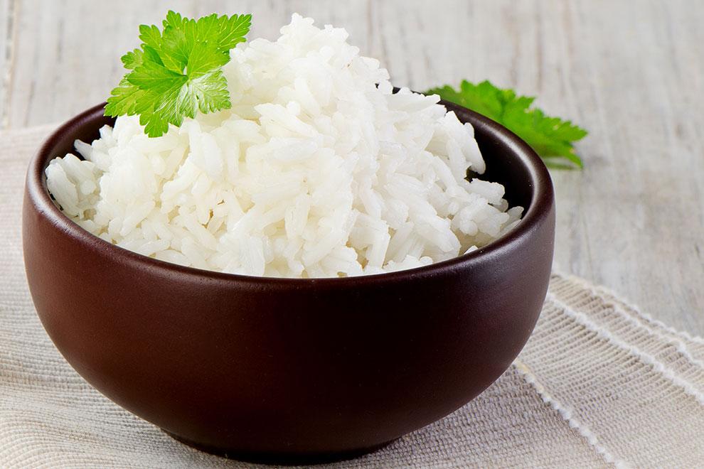 Mit diesem Rezept hat Reis weniger Kalorien