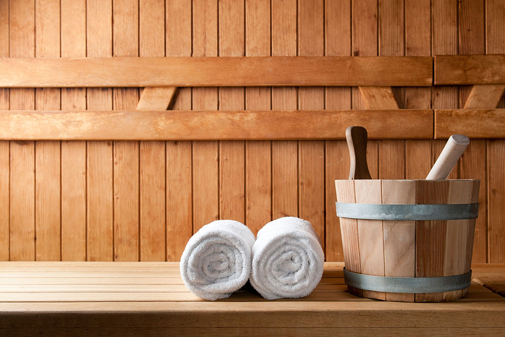 Tipps für den Saunagang