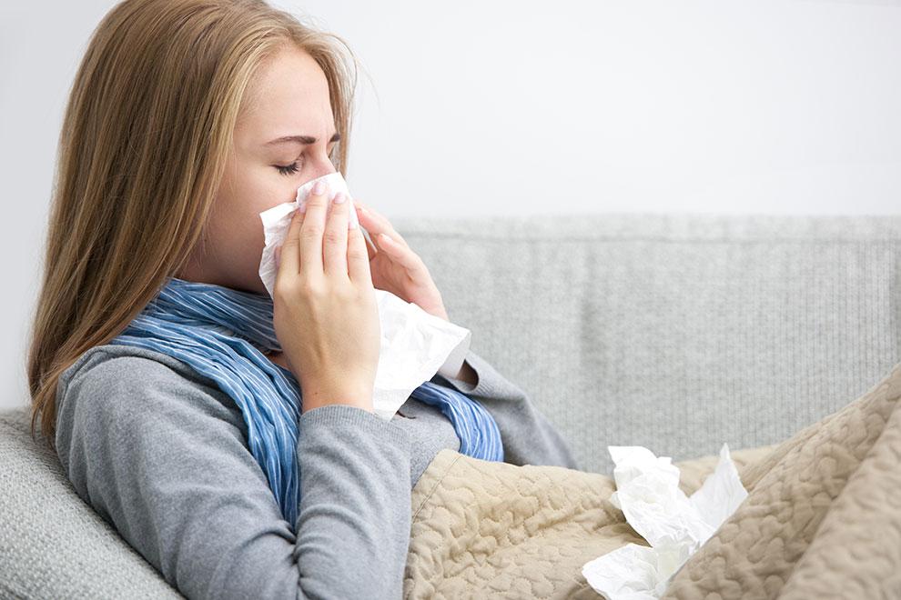 4 Tipps gegen Verkühlungen