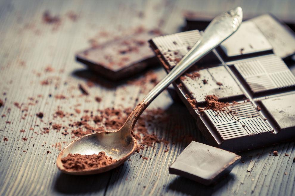 Macht dunkle Schokolade weniger dick?