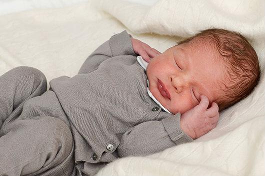 So sieht das Schweden-Baby von Prinzessin Madeleine aus