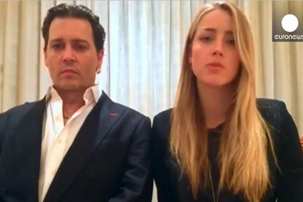 Johnny Depps und Amber Heards Entschuldigung ist einfach zum Schießen