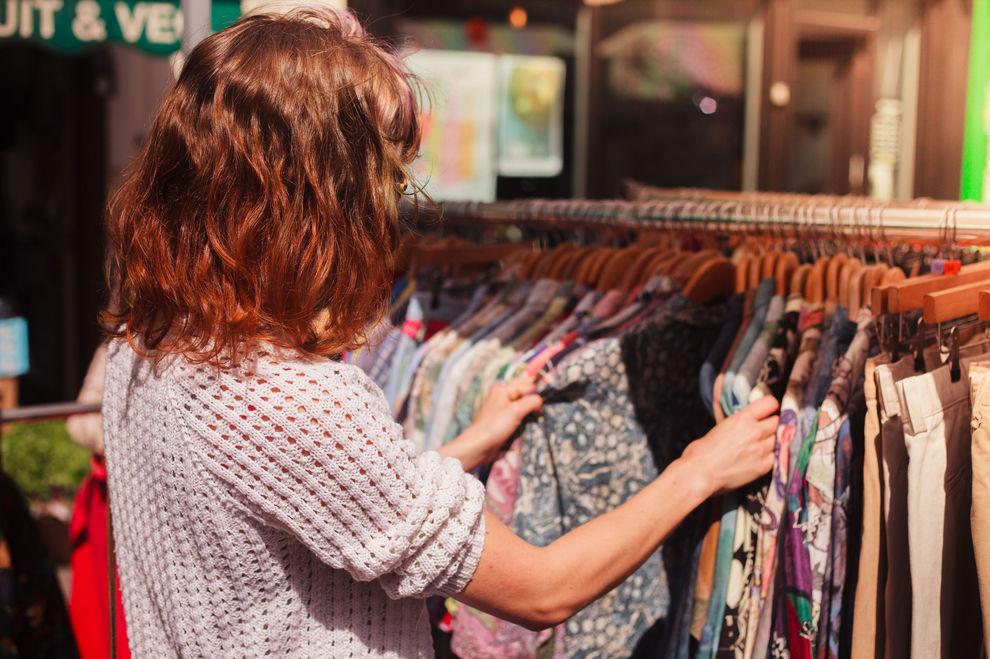 9 Tipps für nachhaltiges Klamotten-Shopping