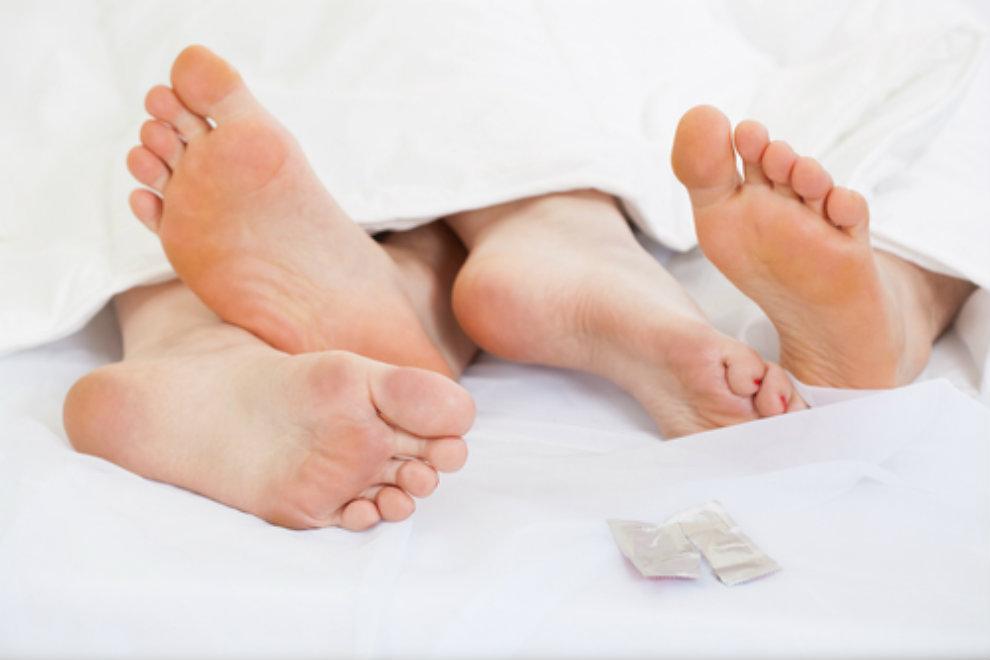9 verrückte Sexstellungen