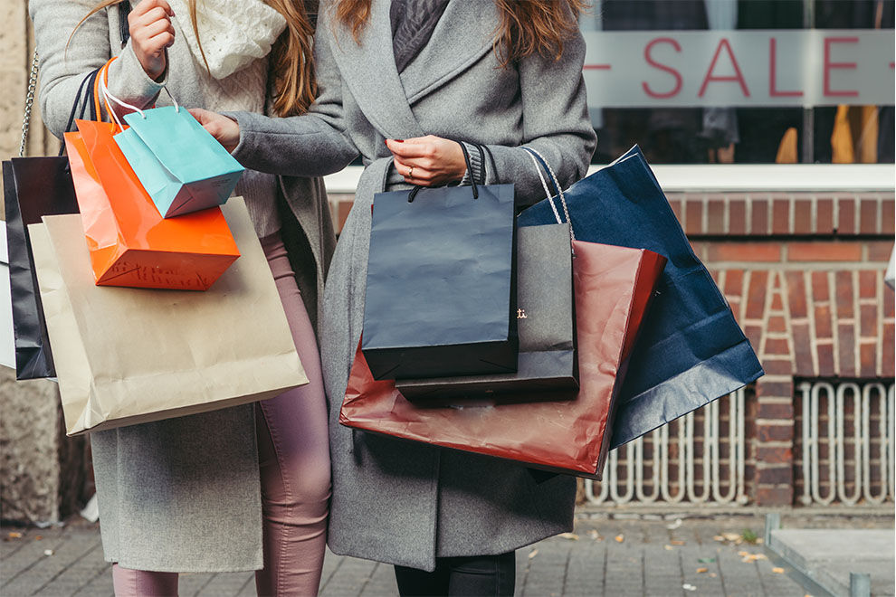 Die 5 besten Shopping Hacks am Black Friday