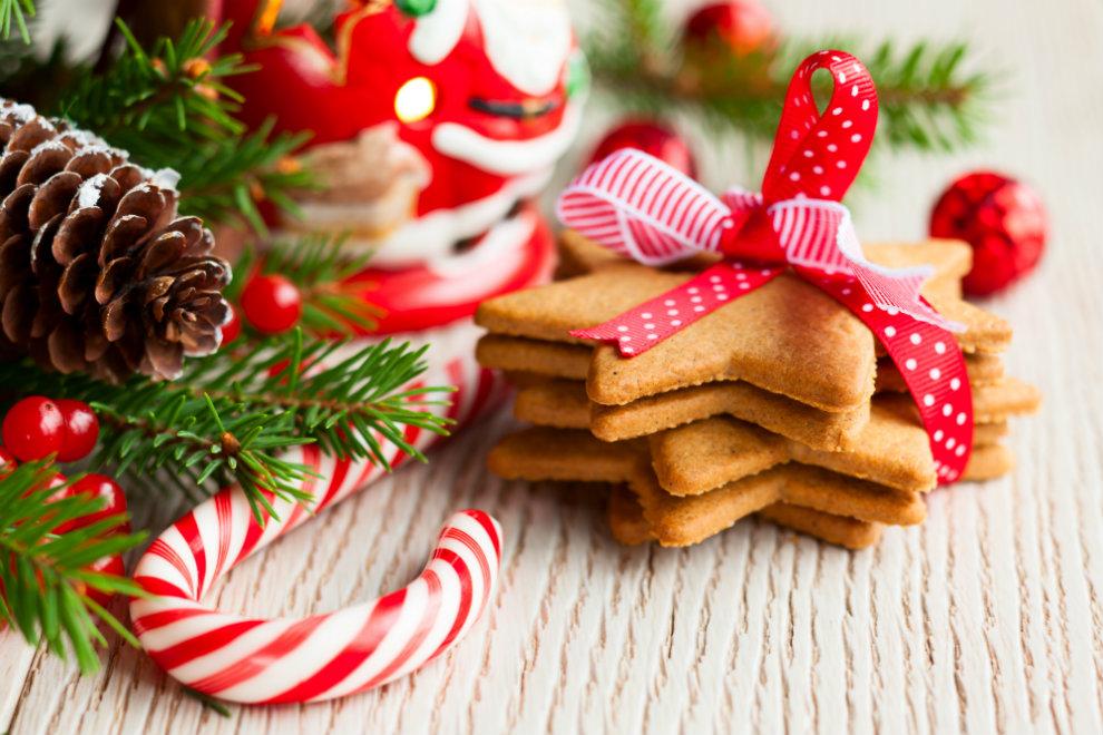 So wird Weihnachtsgebäck weniger kalorienreich