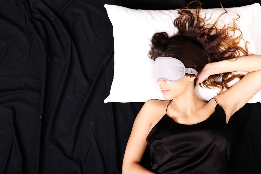 Zu wenig Schlaf oder nachts aufwachen?