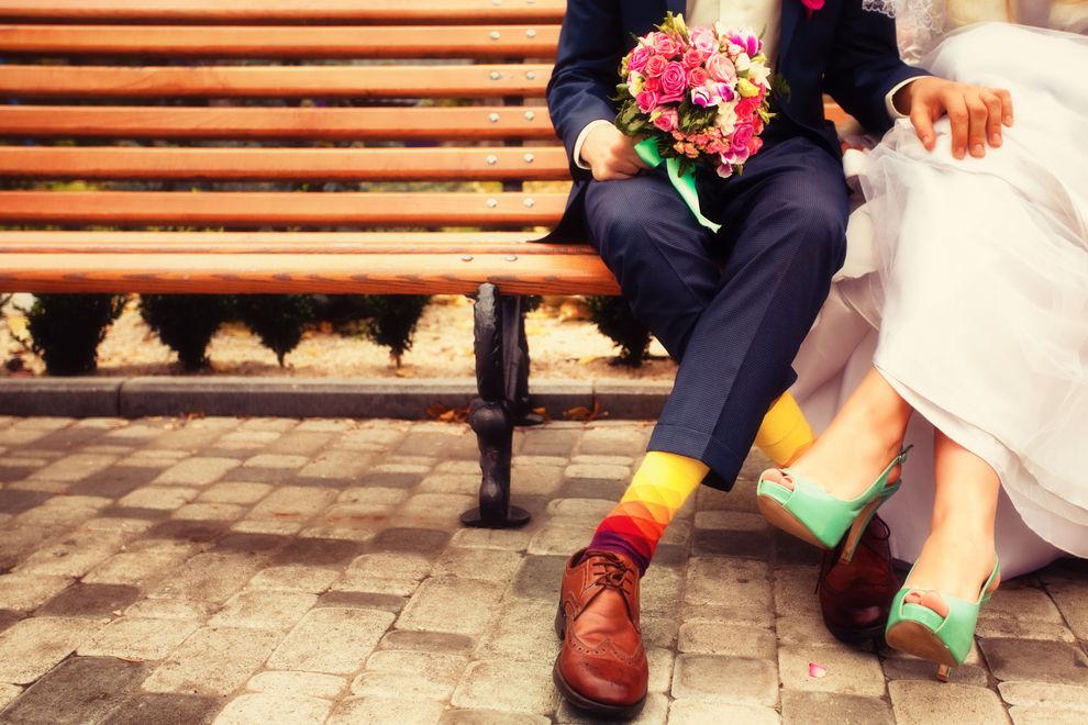 Wer in diesem Alter heiratet, bleibt am längsten zusammen