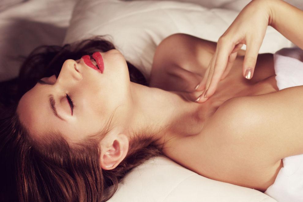 So funktioniert der Zervix-Orgasmus
