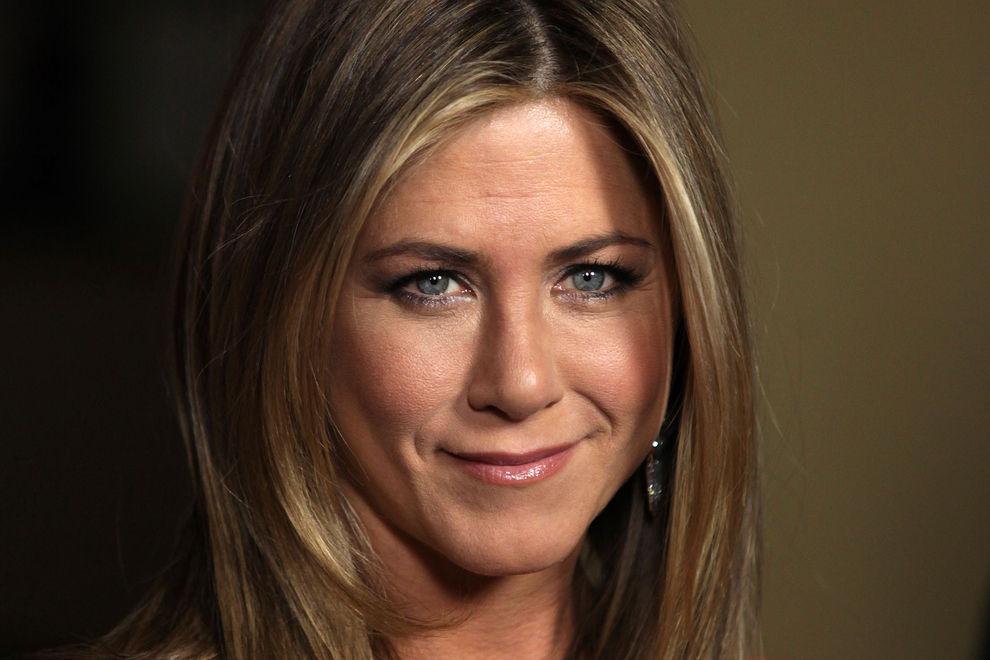Das soll Jennifer Aniston zum Aus von Brangelina gesagt haben