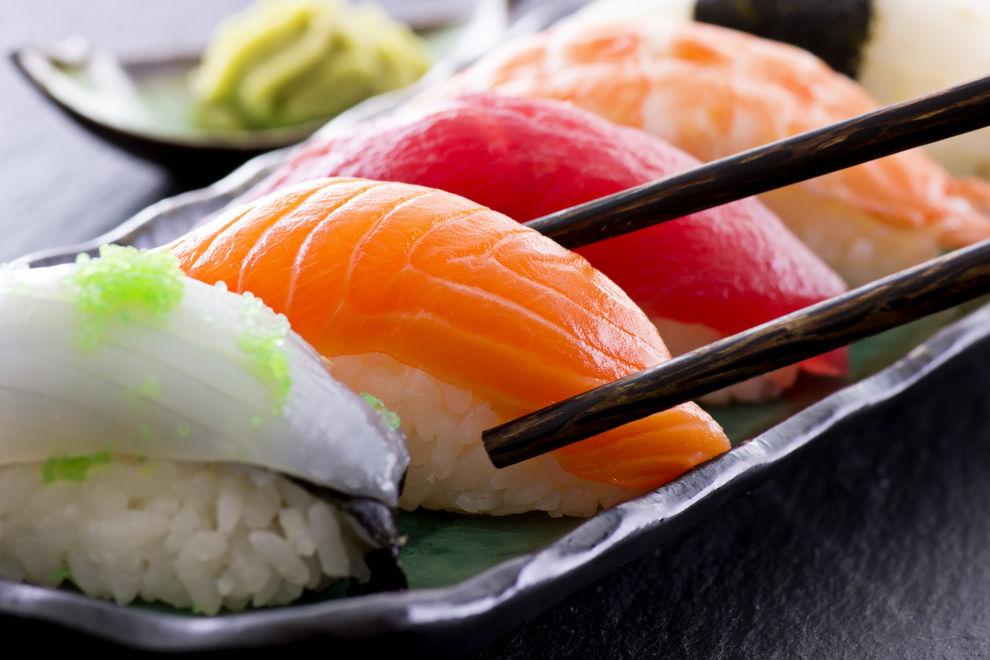 5 Dinge, die du beim Sushi-Essen falsch machst