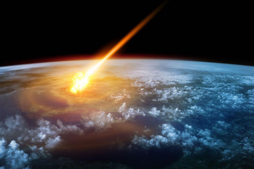 Am Wochenende entging die Erde nur knapp einer Katastrophe