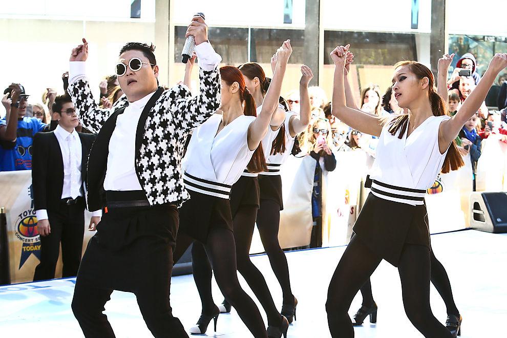 """Dieses Lied hat """"Gangnam Style"""" nach fast 5 Jahren vom YouTube-Thron gestoßen"""