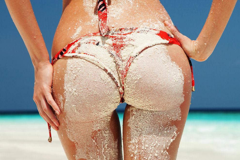 So wird bei den Bildern von Victoria's Secret Models wirklich geschummelt