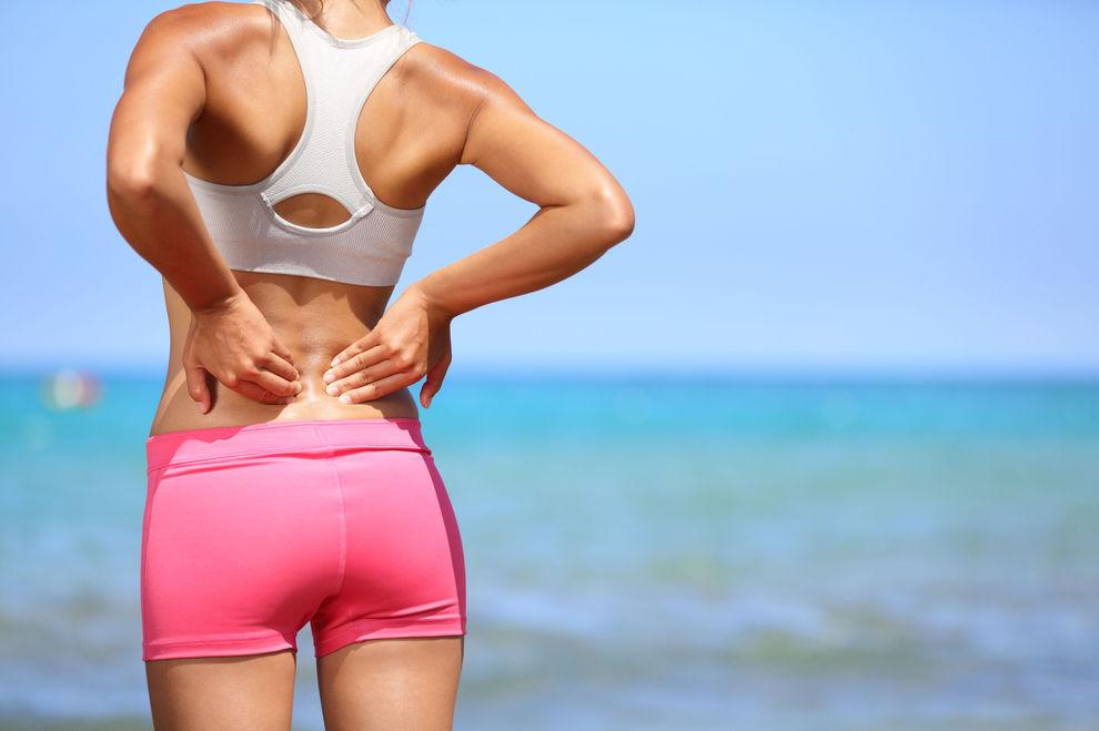 Das hilft wirklich gegen Seitenstechen, Muskelkater und Co