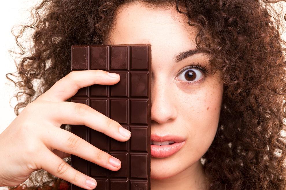 Hersteller entwickelt Schokolade, die schön macht