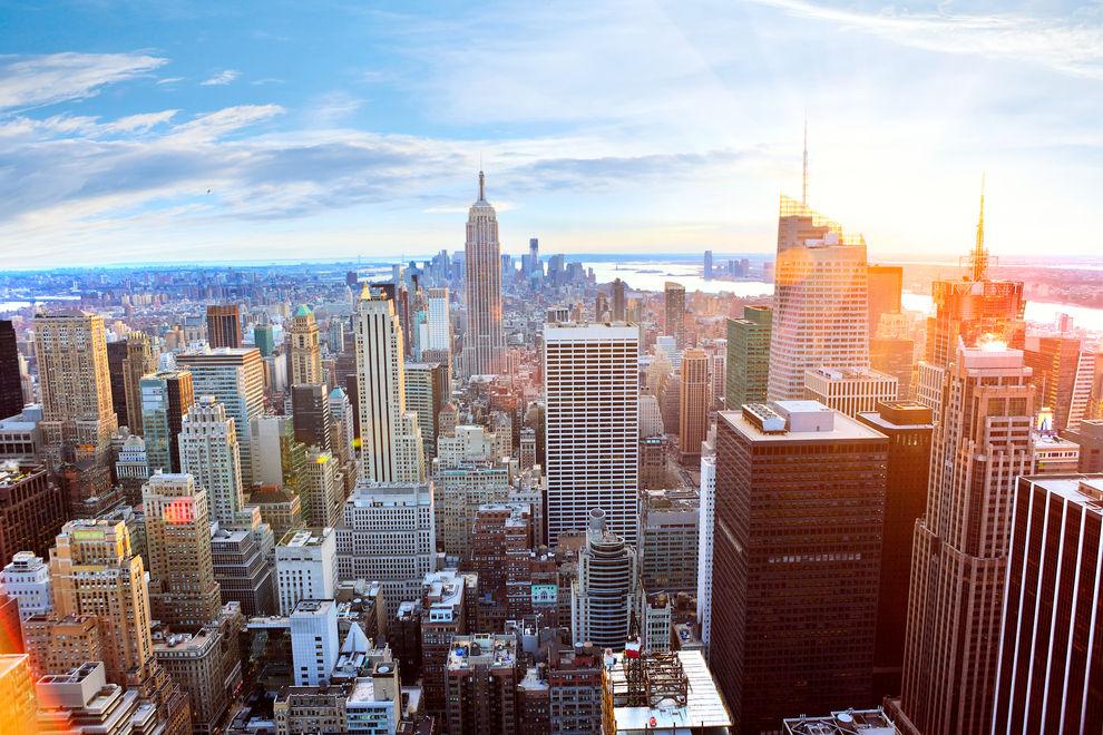 So hast du New York noch nie erlebt!