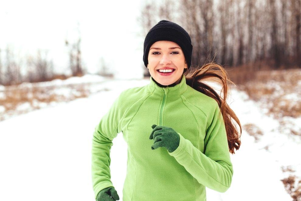 Diese 5 Dinge musst du beim Laufen bei kalten Temperaturen beachten
