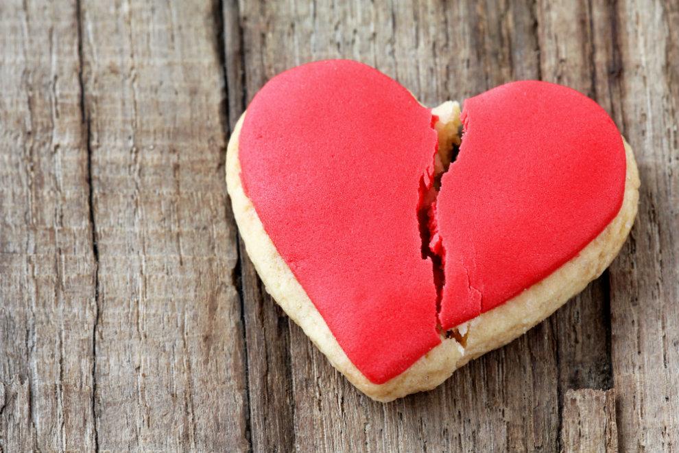 7 Dinge, die du nach einer Trennung niemals tun solltest