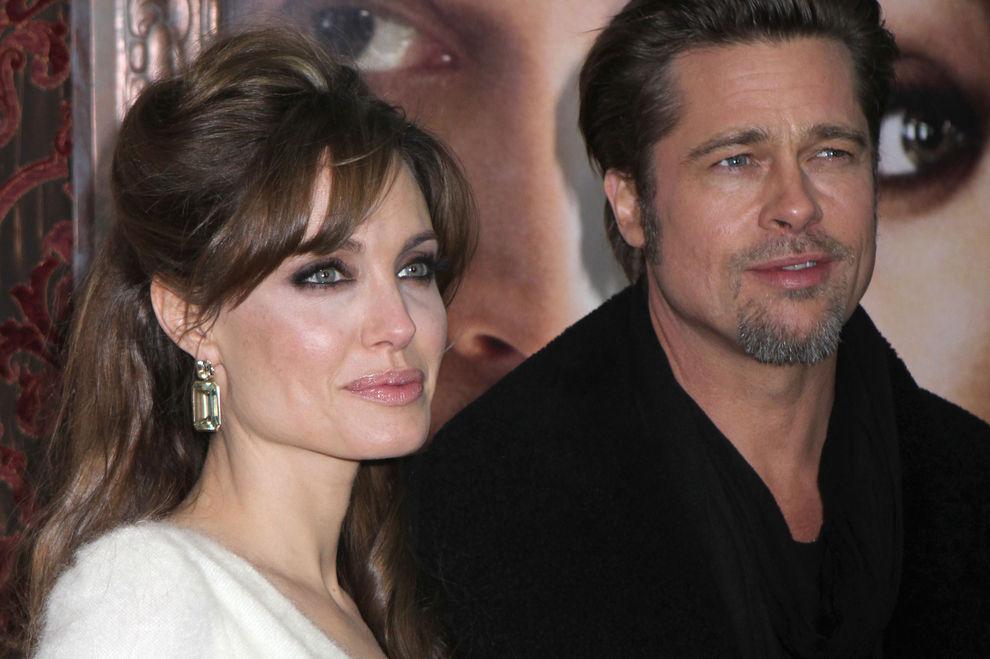 Angelina Jolie und Brad Pitt lassen sich scheiden