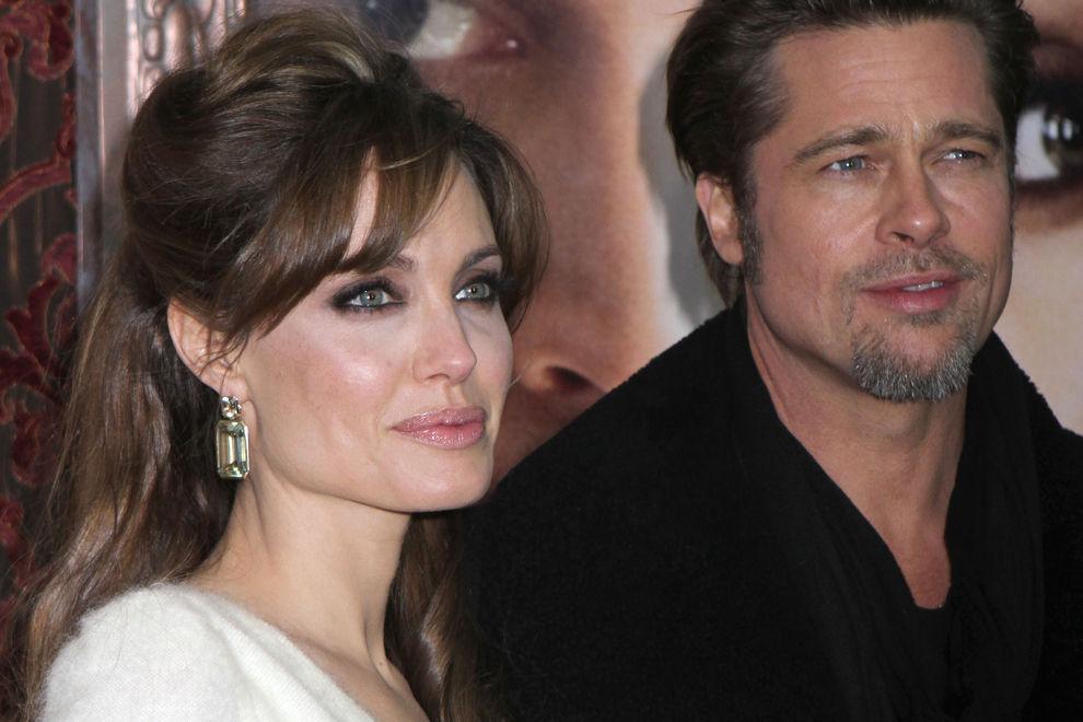 Diese dramatischen Szenen sollen sich im Hause Jolie-Pitt abgespielt haben