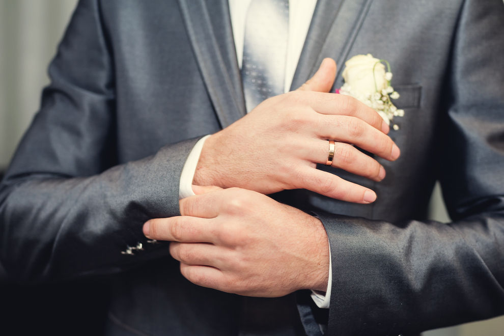 Deshalb ließ sich ein Mann nur 2 Stunden nach der Hochzeit wieder scheiden