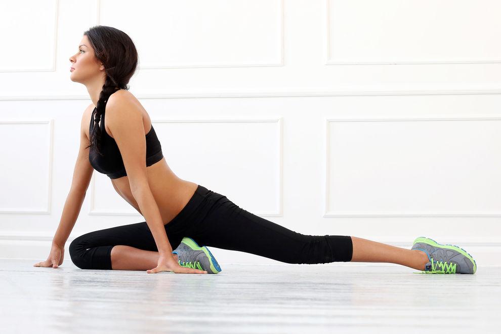 Yogahosen sind schlecht für die Gesundheit